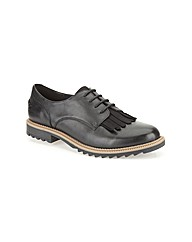 Clarks Womens Griffin Mabel Standard Fit
