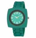 Ladies Silicone Strap Watch