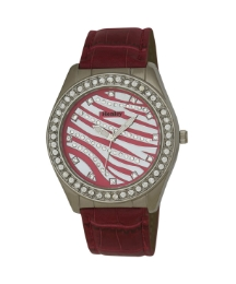 Ladies Diamante Watch.