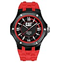 CAT Mens Strap Watch