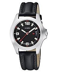 M-Watch Mens Strap Watch