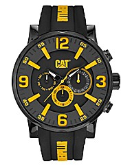 CAT Bold Multi Mens Strap Watch