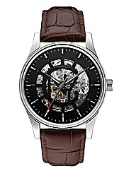 Caravelle New York Mens Strap Watch