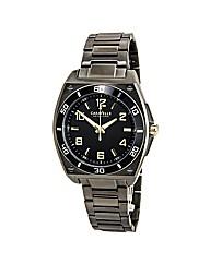 Caravelle New York Mens Bracelet Watch