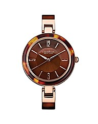 Caravelle New York Ladies Bangle Watch