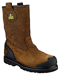 Amblers Safety FS223C Safety Rigger Boot