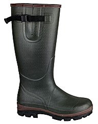 Grange Neoprene Mens Rubber Wellingtons