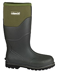 Ranger Neoprene Mens Rubber Wellingtons