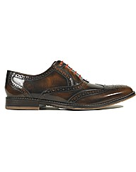 Hush Puppies Style Brogue Shoe