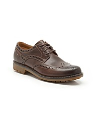 Clarks Montacute Wing Shoes