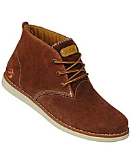 Brakeburn Chukka Boot Brown