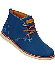 Brakeburn Chukka Boot Blue