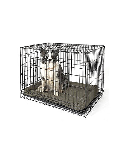 Image of Double Door Pet Cage - Large.