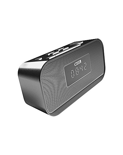 Acoustic Solutions Bluetooth Clock Radio