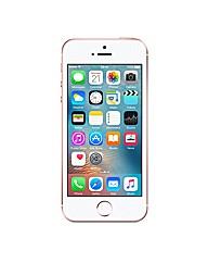 iPhone SE 64GB Rose Gold - Bundle
