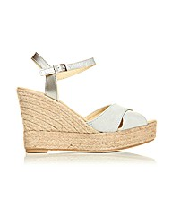 Moda in Pelle Polsen Ladies Sandals