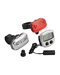 Challenge Commuter LED and Computer Pack