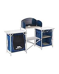 Trespass Folding Camping Kitchen