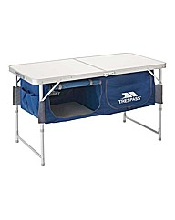Trespass Foldable Storage Table