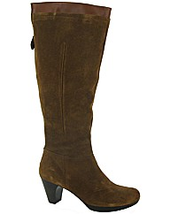 Riva Toucan Suede Ladies Boot