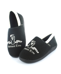Mens Guinness Time Slipper