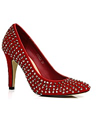 Moda in Pelle Jazzle Ladies Shoes
