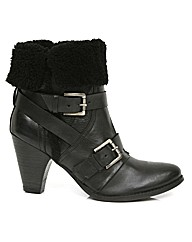 Moda in Pelle Bank Ladies Boots