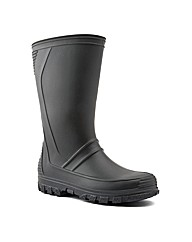 Start-rite Titanic Black Fit E Wellies