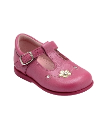 Start-rite Tilly Dark Pk Lea Fit G Shoes