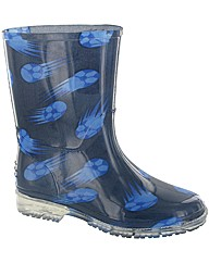 Cotswold PVC Kids Football Welly
