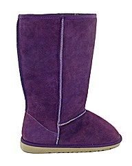 LONG SUEDE BOOT