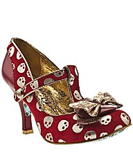 Irregular Choice Cortesan Chillydog T-ba