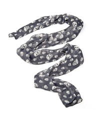Small Skull Scarf
