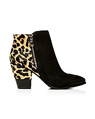 Moda in Pelle Leonor Short Boots