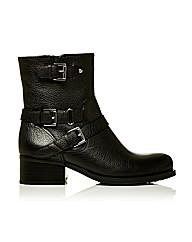 Moda in Pelle Fontana Short Boots