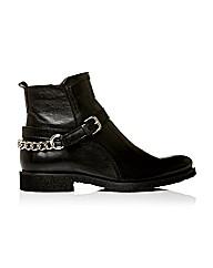 Moda in Pelle Cascio Short Boots