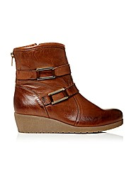 Moda in Pelle Adonia Short Boots