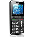 Binatone M250 GSM Mobile - Black