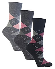 Gentle Grip Core Socks
