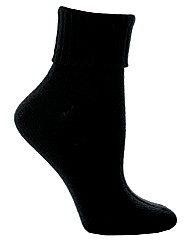Jennifer Anderton Turn Over Top Socks