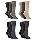 Jennifer Anderton Short Wool Blend Socks