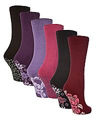 Jennifer Anderton Slipper Socks
