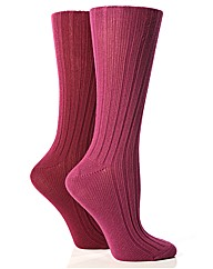 Jennifer Anderton Rib Boot Socks