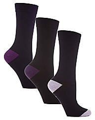Jennifer Anderton Plain True Socks