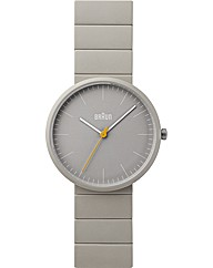 Braun Watch