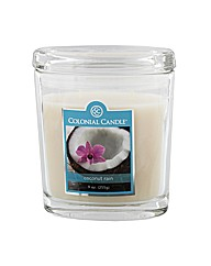 Colonial Candle 9oz Coconut Rain