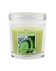 Colonial Candle 9oz Cucumber Fresca