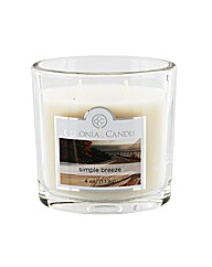Colonial Candle 4oz Simple Breeze