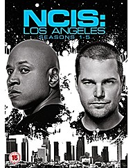 NCIS: Los Angeles - Seasons 1-5 Boxset