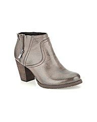 Clarks Womens Macay Halle Wide Fit
